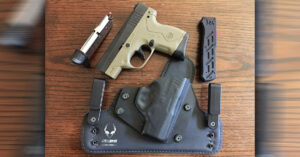 #DIGTHERIG – Garry and his Beretta Nano in an Alien Gear Holster