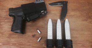 #DIGTHERIG – Caleb and his Springfield XDm Compact in a G-Code INCOG Holster