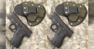 #DIGTHERIG – This Guy and his S&W M&P Shield in a Raw Dog Tactical Holster