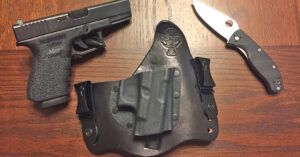 #DIGTHERIG – This Guy and his Glock 19c in a CrossBreed Holster