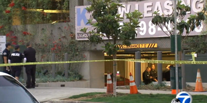 Koreatown stabbing boyfriend shoots assailant