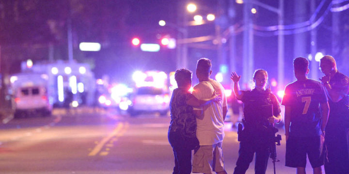Pulse nightclub orlando mass shooting