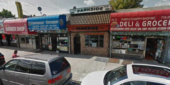 Queens ny off duty cop kills robber