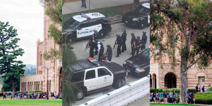 Ucla campus shooting two dead