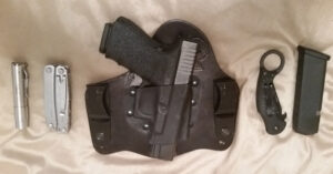 #DIGTHERIG – Bruce and his Glock 19 in a Crossbreed Holster