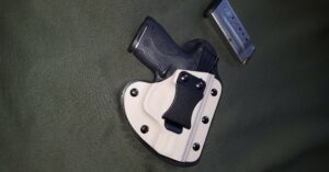 #DIGTHERIG – Don and his Smith and Wesson M&P Shield 9mm in a Raw Dog Tactical Holster