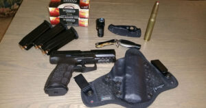 #DIGTHERIG – Mark and his HK VP9 in a StealthGearUSA Holster