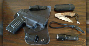 #DIGTHERIG – Cody and his Springfield XDs 45 in a CrossBreed Holster