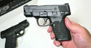 [FIREARM REVIEW] Smith & Wesson M&P 45 Shield
