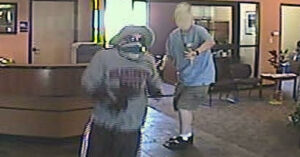 Bank Robber Gets A Hitch In His Plan — An Armed Citizen