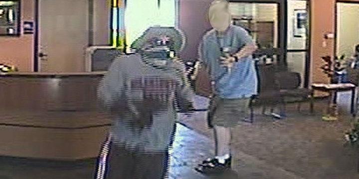 Bank robbery stcu spokane valley washington