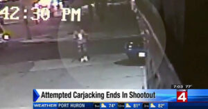 Armed Citizen Thwarts Attempted Car-jacking While Leaving The Liquor Store