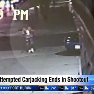 Ccw stops armed carjacker detroit