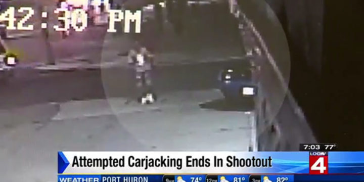 Ccw stops armed carjacker detroit