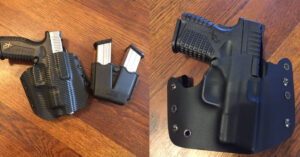#DIGTHERIG – Jason and his Springfield XDs and XDm in a Columbia Custom and Procraft Tactical Holster