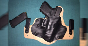 #DIGTHERIG – Matt and his Glock 27 in a Ozark Mountain Holster