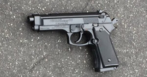 Kid Points Fake Gun At Driver, Parents Laugh: Parenting Fail