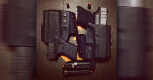 #DIGTHERIG – Eric and his Glock 43 and Glock 30 JM Custom Kydex Holster