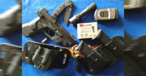 #DIGTHERIG – This Guy and his Glock 22 in a CrossBreed Holster