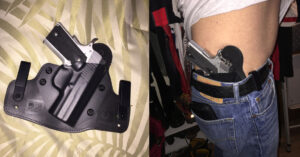 #DIGTHERIG – Bill and his Kimber Ultra Carry II .45 in an Alien Gear Holster