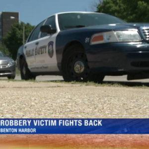 Benton co robberies