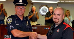 Police Officer, Pinned To Ground By Suspect, Saved By Armed Citizen