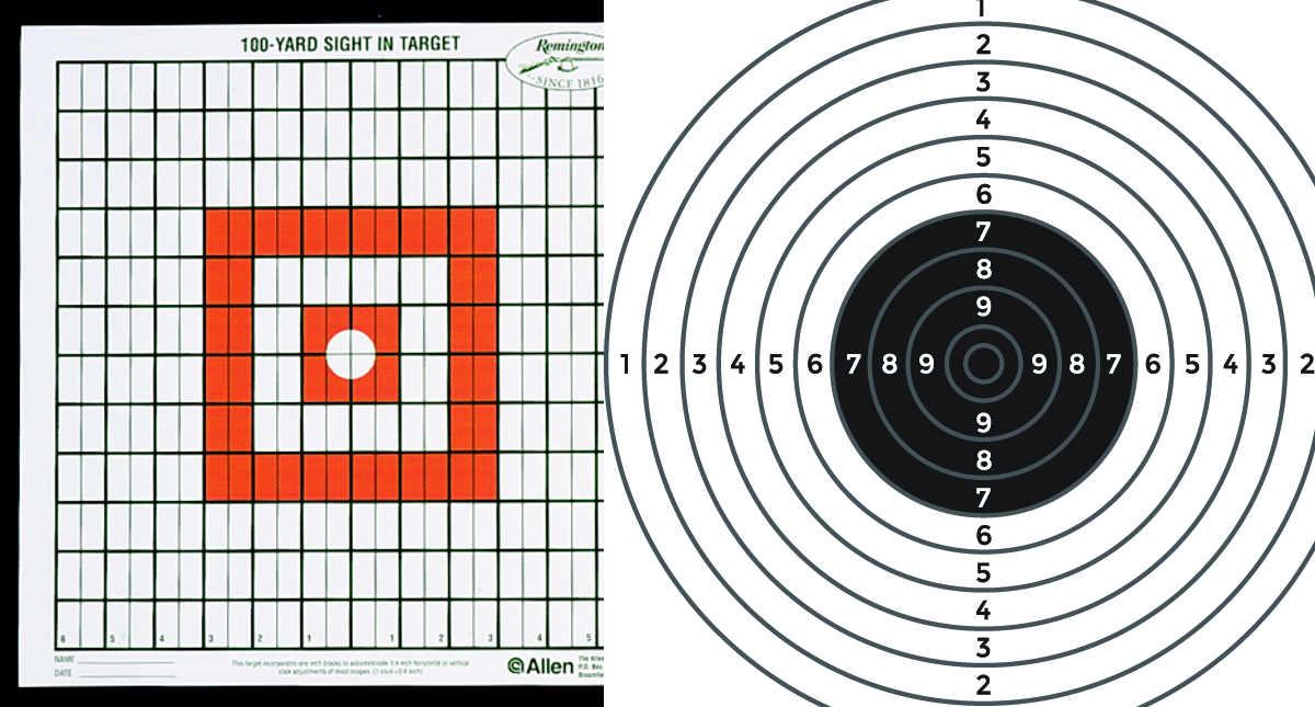 grid-and-point-target-examples