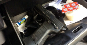Gun In The Car: Do You Secure It Even When Running Into The Store Quickly?
