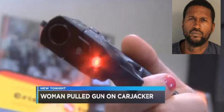 Memphis carjacking female victim
