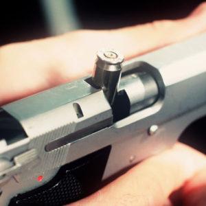 Pistol jam