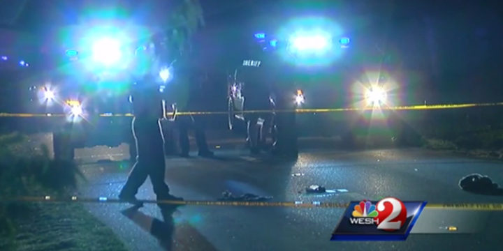 Seminole county homeowner shoots intruder