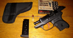 #DIGTHERIG – Jerry and his Ruger LCP in a Viridian Pocket Holster