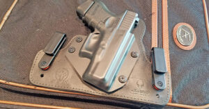 I Carried My Firearm In Nevada For The First Time; Here's How It Went