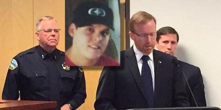 Bend police chief DA Shane Munoz