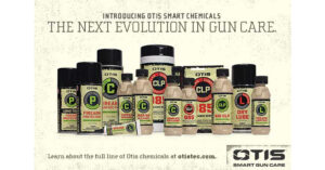 [SPONSORED] Otis Launches New Line of Gun Cleaning called Otis Smart Chemicals