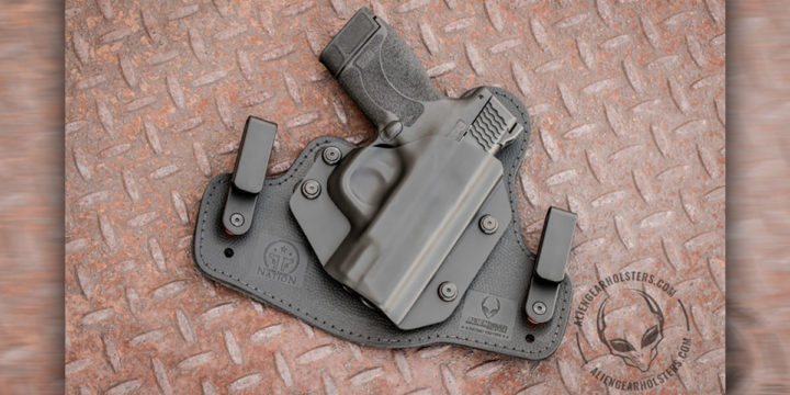 Special iwb holster