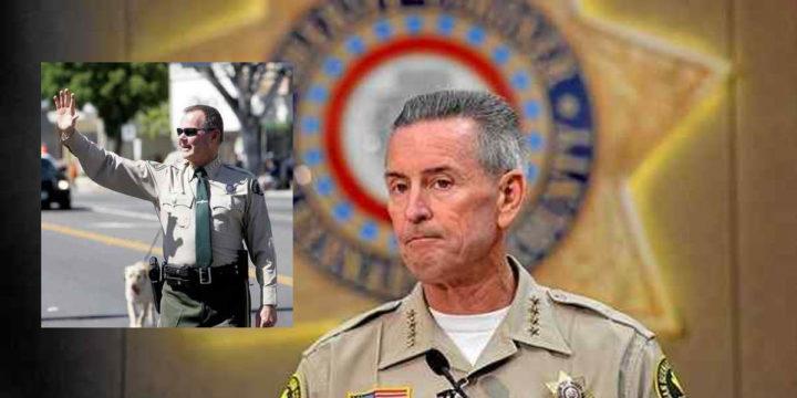 California sherriffs against guns