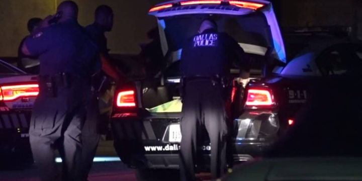 Dallas police home invasion