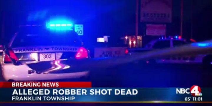 Franklin township shooting