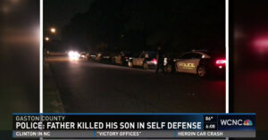 Father Forced To Shoot Son After Getting Assaulted In His Own Home