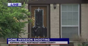 Homeowner Protects Pregnant Wife And Home Against Armed Burglar