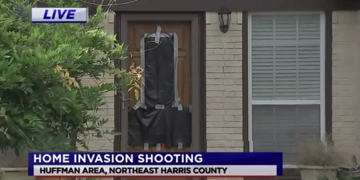 Harris county home invasion
