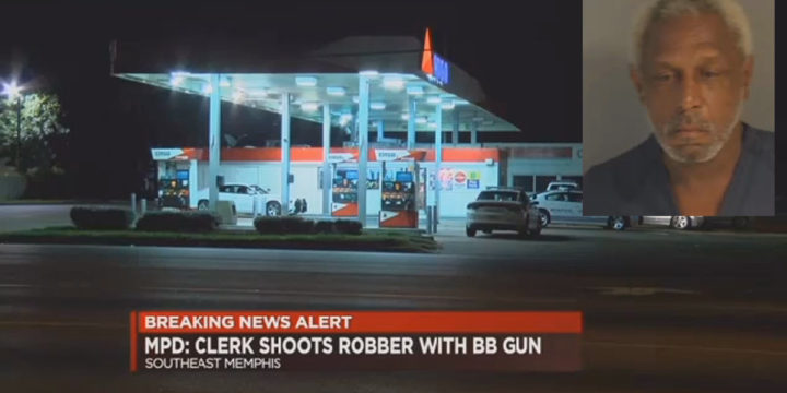 Memphis tennessee attempted robbery