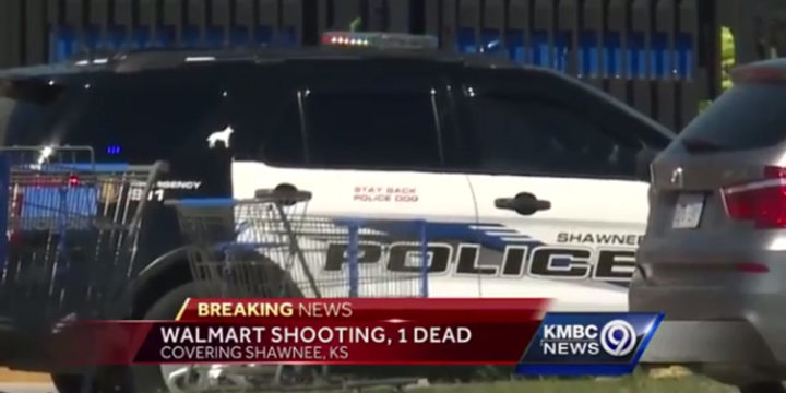 Shawnee kansas walmart shooting