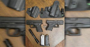 #DIGTHERIG – Nick and his Springfield Armory XD Mod.2 or Glock 27 in an Alien Gear Holster