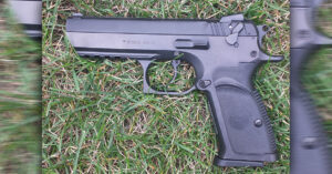 [FIREARM REVIEW] Magnum Research Baby Desert Eagle III