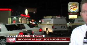 [CCW IN ACTION] Concealed Carrier Stops Armed Juveniles From Robbing Burger King — Same Juveniles Responsible For Crime Spree