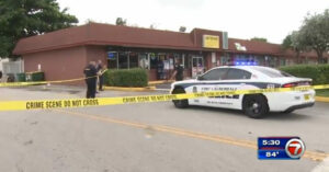 """Both Clerk And Robber Shot In Exchange Of Gunfire… Remove This Business From The List Of """"Safe Spaces"""" To Rob"""