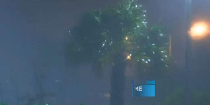 Hurricane matthew home invasion