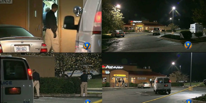 Pizza hut employee shoots armed robber nc
